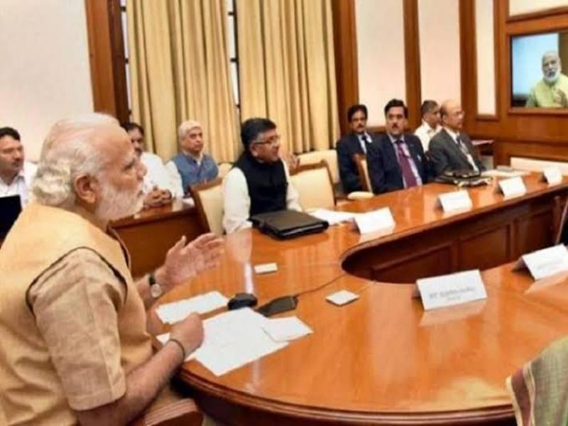 Cabinet Meeting:  सरकार का बड़ा फैसला, टेलीकॉम कंपनियों को मिली बड़ी राहत