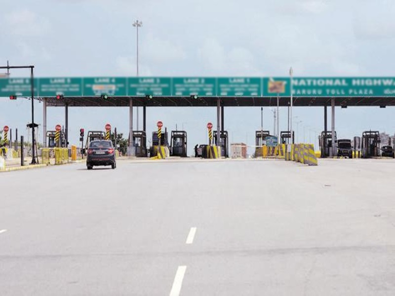 Toll Tax in Chhattisgarh: Fast tag required to pay toll plaza or else  double amount
