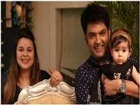 Kapil Sharma फिर बनने वाले हैं पिता, बेबी बंप के साथ दिखी गिन्नी चतरथ