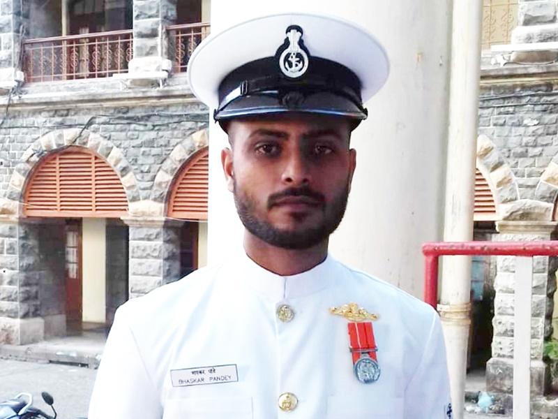 उज्जैन निवासी नौसेना अधिकारी का विशाखापटनम में ड्यूटी के दौरान निधन