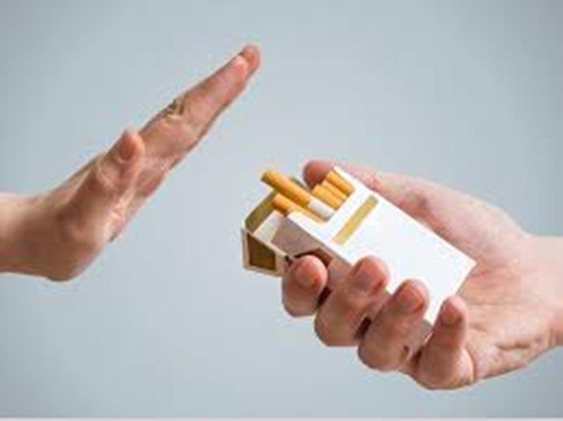Raipur News : भिलाई और दुर्ग के सरकारी कार्यालयों में सिगरेट का सेवन न बाबा न
