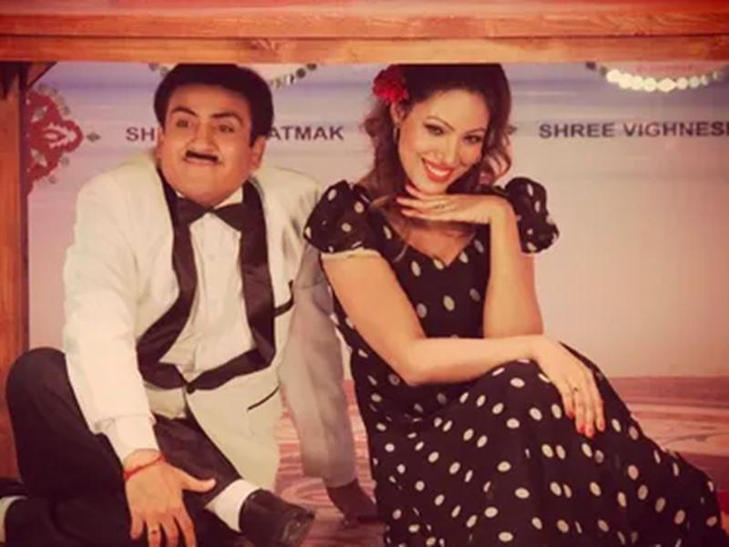 Taarak Mehta Ka Ooltah Chashmah से पहले भी साथ काम कर चुके हैं 'जेठालाल' और 'बबीता जी'