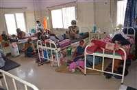 होम आइसोलेशन मरीजों के घर मेडिसिन किट पहुंचाने नपा ने किया टीम का गठन