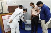विधायक राजेंद्र शुक्ल ने कोरोना संक्रमितों के उपचार के लिए की सराहनीय पहल