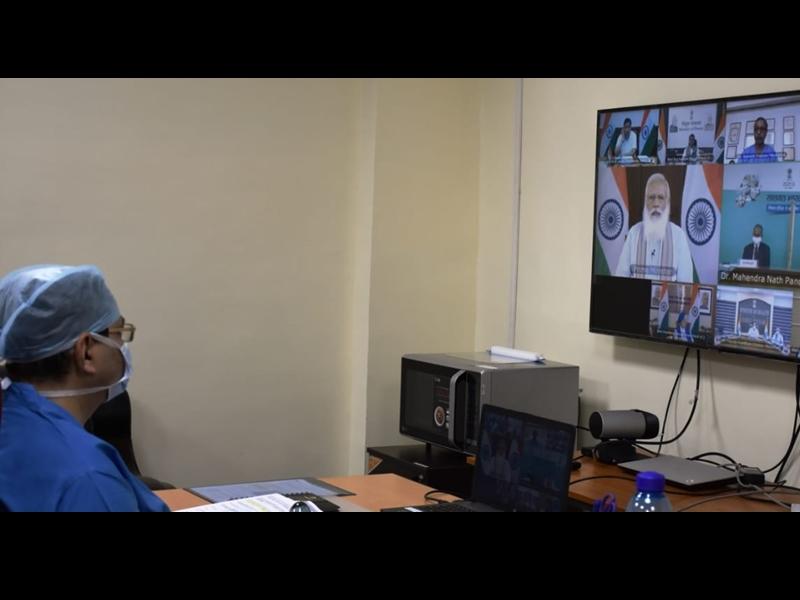 कोविड की परिस्थितियों में स्वास्थ्य सेवाओं को मिल सकेंगे प्रशिक्षित कर्मचारी, AIIMS बना रहा रूपरेखा