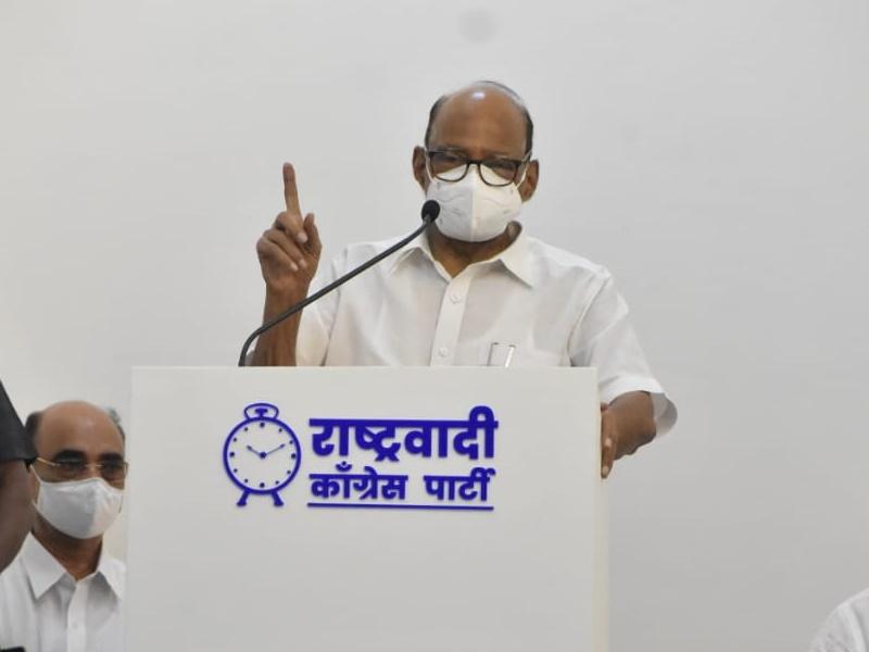Delhi: मंगलवार को बनेगी विपक्ष की रणनीति, शरद पवार ने बुलाई विपक्षी दलों की बैठक