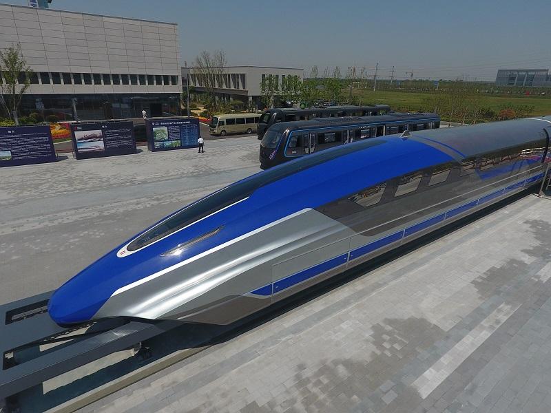High Speed Train: ट्रेन की रफ्तार के मामले में चीन निकला आगे, 620 kmph की स्पीड से दौड़ेगी मैग्लेव ट्रेन