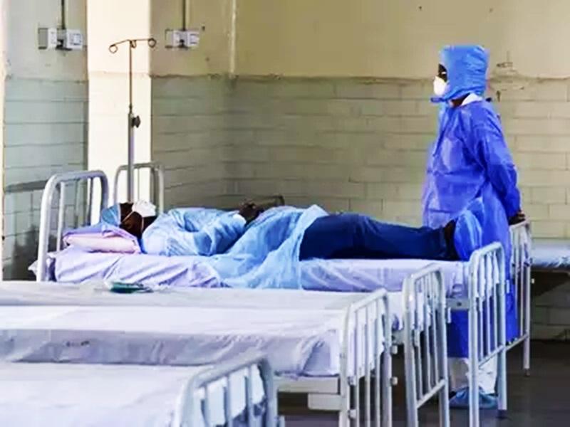 Coronavirus In Raipur: रायपुर में शुरू हुआ 150 बिस्तरों वाला नया कोविड केयर सेंटर