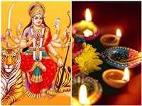 17 अक्टूबर को Navratri, 14 नवंबर को Diwali, त्योहारों की देरी से खुश हैं लोग, जानिए कारण