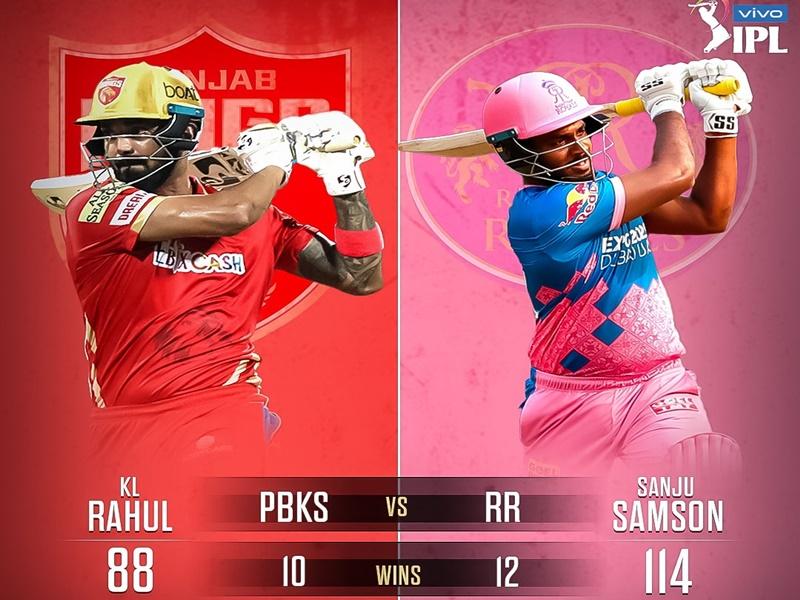 IPL 2021: राजस्थान रॉयल्स ने पंजाब किंग्स को 2 रनों से हराया, अंतिम ओवर में 4 रन नहीं बना सकी पंजाब