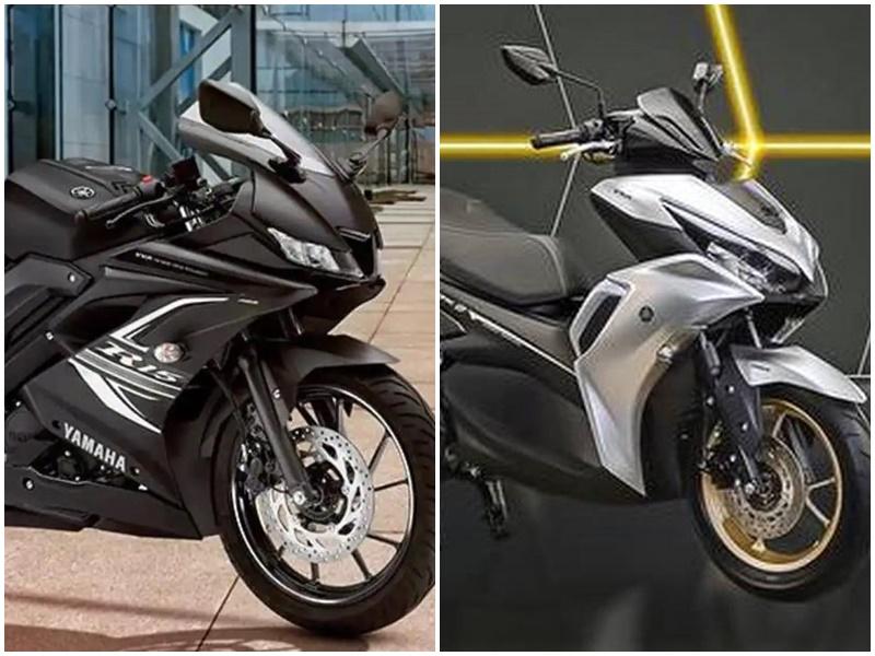 Yamaha ने लॉन्च की अपनी  R15 बाइक और Aerox 155 स्कूटर, जानें इनकी कीमत और फीचर्स