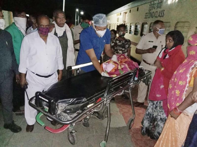 Sagar News: गोंडवाना एक्सप्रेस में हुई प्रसूति, मां और बच्चा दोनों स्वस्थ