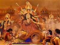 Happy Durga Ashtami 2020: 23 अक्टूबर, शुक्रवार सुबह से लग जाएगी अष्टमी तिथि, इन Images, SMS, WhatsApp Status, GIF से दीजिए शुभकामनाएं