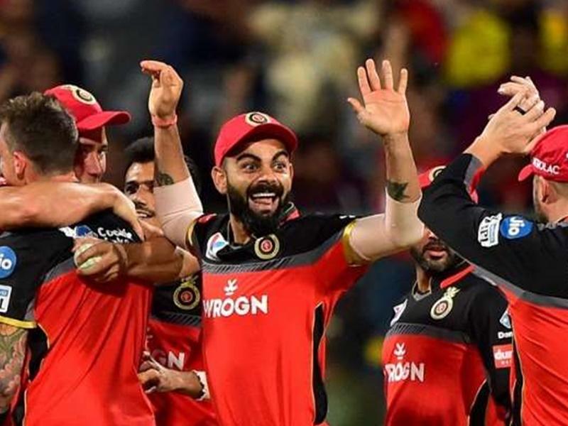 IPL 2020 : एकतरफा मुकाबले में RCB ने KKR को आठ विकेट से हराया