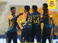 T20 World Cup 2021, 8th Match: श्रीलंका की आयरलैंड पर आसान जीत, सुपर 12 राउंड में किया क्वालिफाई