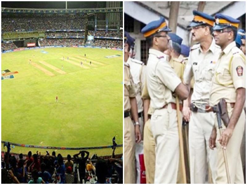 India vs West Indies T20 series: मुंबई टी20 मैच पर संकट, पुलिस ने स्थान बदलने की मांग की