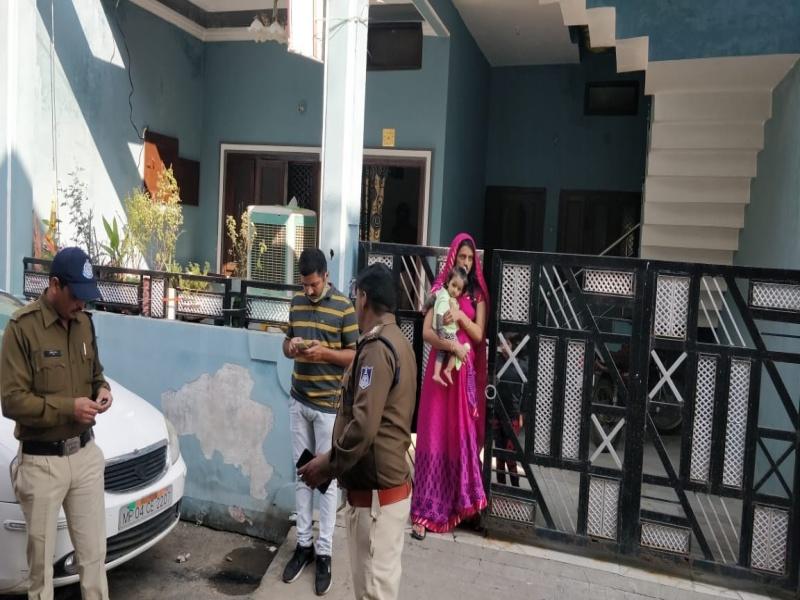 आष्टा में आठवीं की छात्रा को लगी गोली, भोपाल रेफर