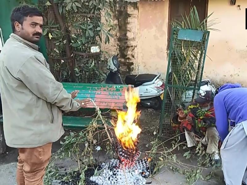 Cold Wave Alert: राजस्थान के माउंट आबू में 1 डिग्री तापमान, देखिए तस्वीरें