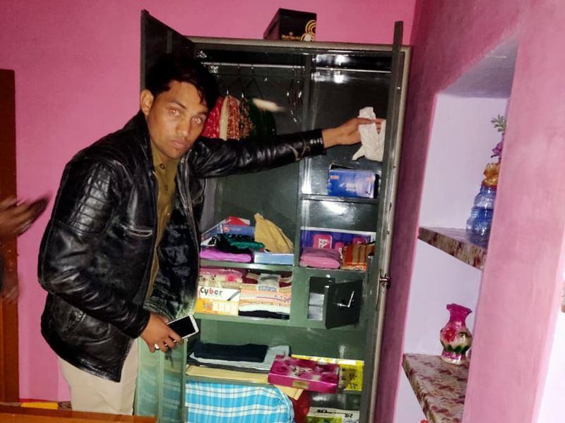 Bhind Crime News: बर्थडे मनाने गांव गए और इधर घर में हो गई चोरी