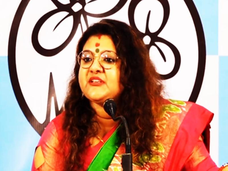 West Bengal: भाजपा सांसद की पत्नी सुजाता TMC में शामिल, सांसद सौमित्र खान बोले- तलाक दूंगा
