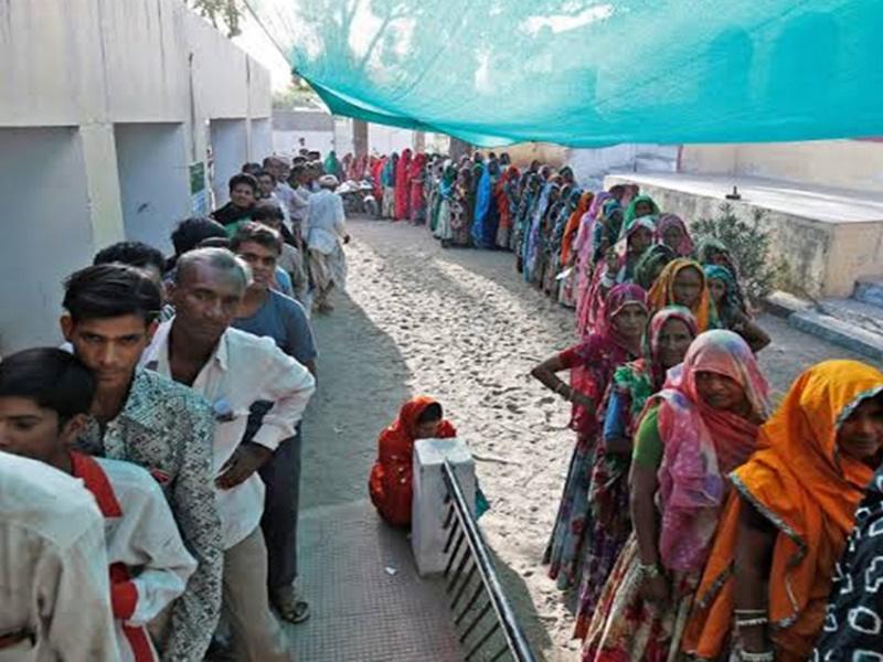 Rajasthan Panchayat Election 2020 : दूसरे चरण की वोटिंग पूरी, देर रात तक आते रहे नतीजे