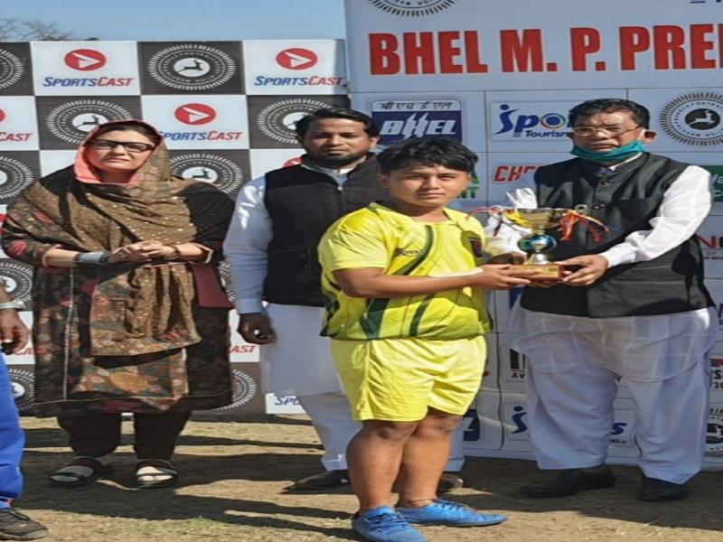 Bhopal Sports News: डायमंड रॉक एफसी बालाघाट और सेवन स्ट्राइकर्स इंदौर ने जीते मुकाबले
