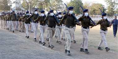 गणतंत्र दिवस परेड की रिहर्सल शुरू, तैयारियां जोरों पर