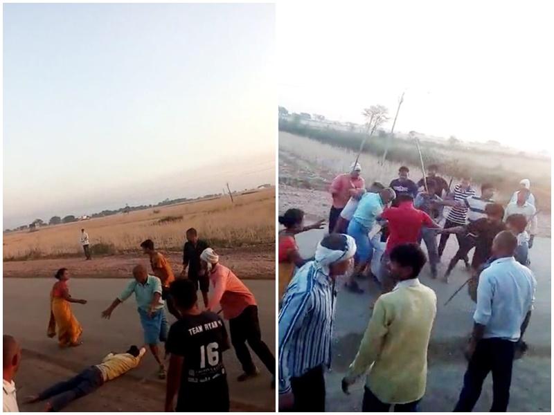 Bhind News: बस में जयपुर से लहार जा रहे मजदूरों को जीप में आए लठैतों ने पीटा, पांच घायल