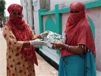 लॉकडाउन में रायपुर जिले में दो लाख से ज्यादा हितग्राहियों के घर पहुंचा गया रेडी टू ईट