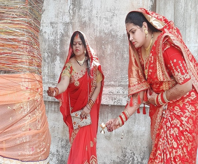 बिलासपुर : कोरोना संकट में आसपास ही की पूजा