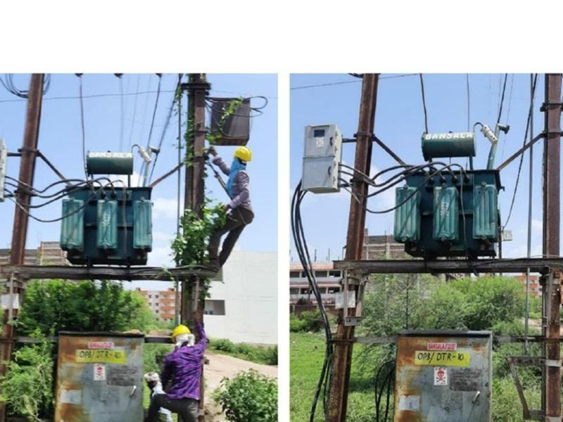 Jabalpur News: बिजली लाइनों में ट्रिपिंग रोकने 270 पेड़ों की काट—छांट