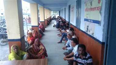 जिले 77 केंद्रों पर 17 हजार से  अधिक लोगों को लगा टीका
