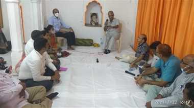 श्योपुरः साहित्य वह सशक्त माध्यम है, जो समाज को व्यापक रूप से प्रभावित करता है : शर्मा