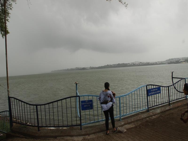 MP Weather Update: बंगाल की खाड़ी में बना कम दबाव का क्षेत्र, तेज बौछारें पड़ने के आसार