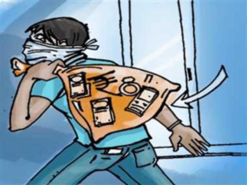 Bhopal Crime News: एक किसान से एक लाख की लूट, दूसरे की बाइक से डेढ़ लाख चोरी