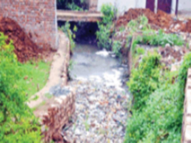 Gwalior Municipal Corporation News: निगम कमिश्नर के आदेश के बाद भी नहीं हुई नालाें की सफाई, बारिश में  घराें में भरा पानी