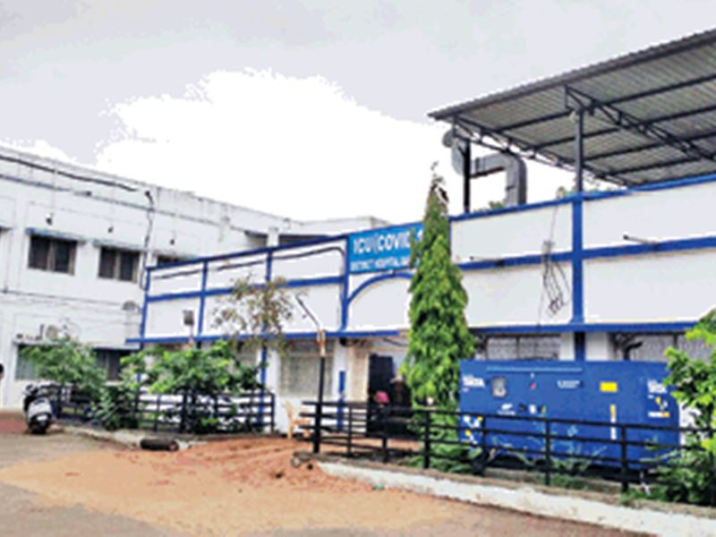 Trauma Center in Malwa Nimar: ना डाक्टर है ना स्टाफ, 'कागजी मशीन' से हो रहा इलाज