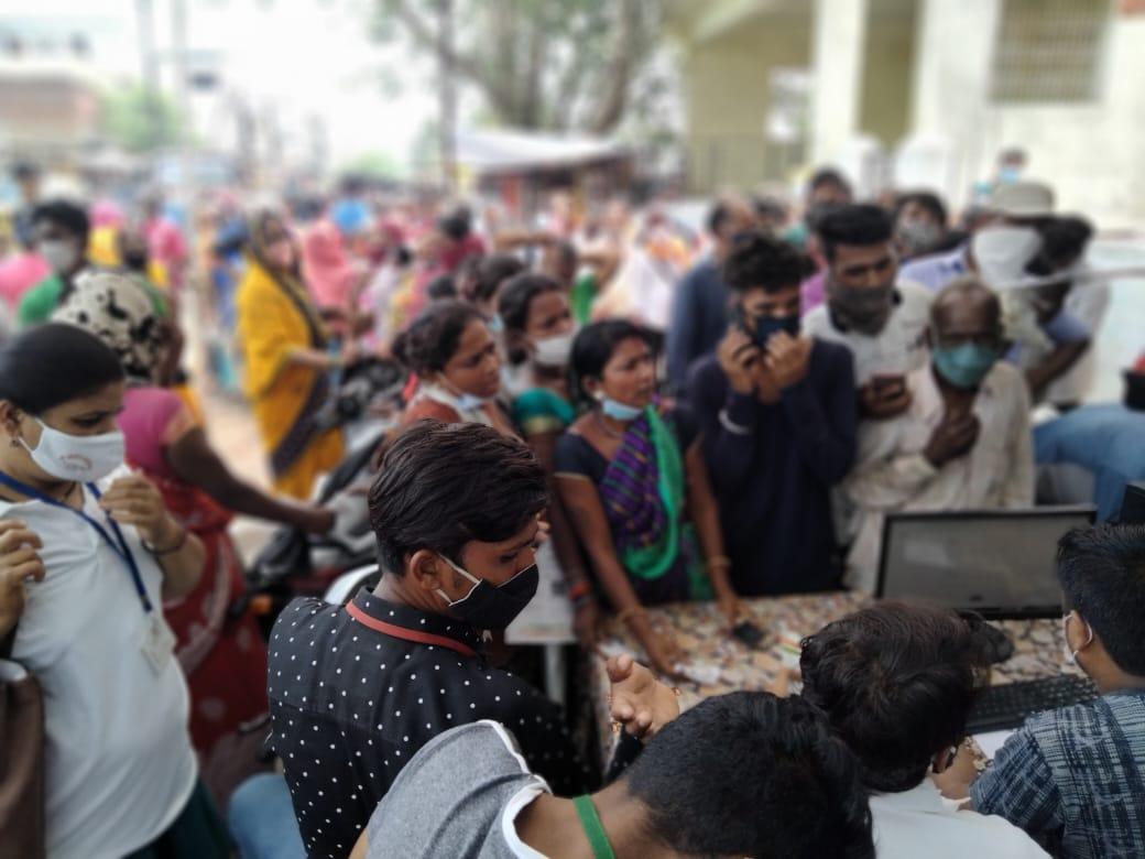 जिले में आज से गर्भवती महिलाओं  को लगेगा कोविड टीकाकरण