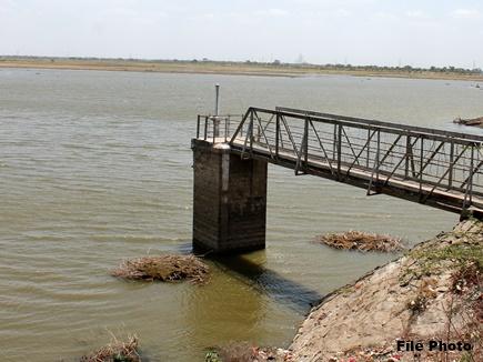 Indore News: अच्छी बारिश से बढ़ा छोटा सिरपुर तालाब का जलस्तर
