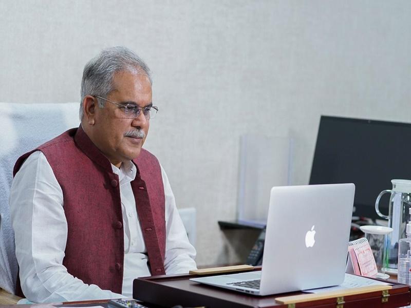 Chhattisgarh News: सीएम बघेल ने केन्द्रीय उड्डयन मंत्री को लिखा पत्र, हवाई सेवा के विस्तार की मांग