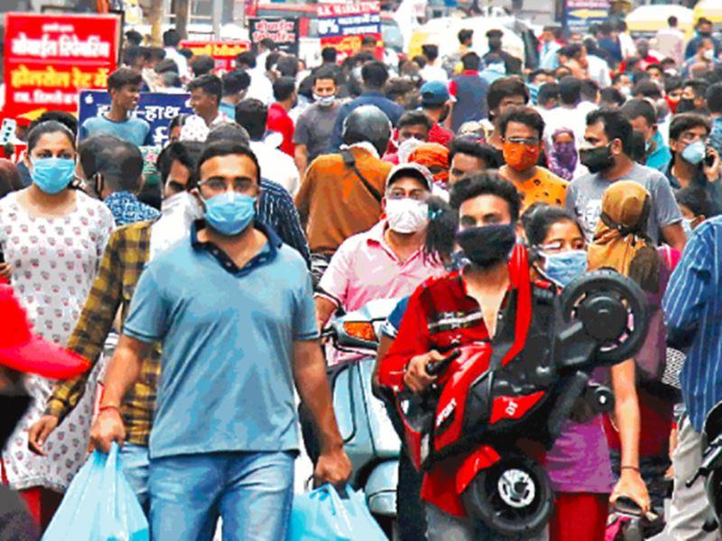 Lockdown in Indore: इंदौर में 80 फीसद बाजार दो दिन के लॉकडाउन पर सहमत