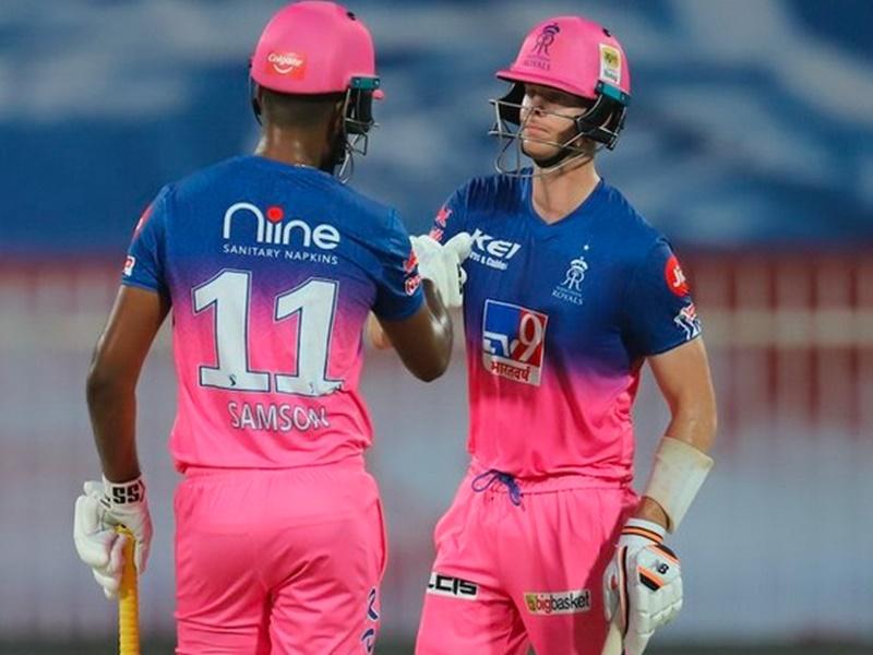 IPL 2020: Sanju Samson और Steve Smith ने राजस्थान को चेन्नई पर दिलाई शानदार जीत