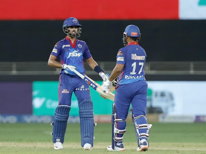 IPL 2021:  DC ने SRH को 8 विकेट से हराया, शिखर धवन और श्रेयस अय्यर की शानदार बल्लेबाजी