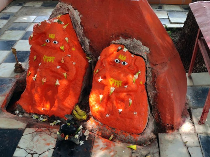 Shardiya Navratri 2020: बुंदेलखंड का एकमात्र मंदिर, जहां मां अंजनी के साथ विराजे पवनपुत्र