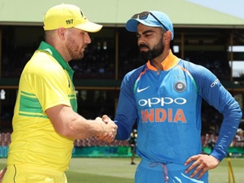 IND vs AUS: भारत और ऑस्ट्रेलिया के बीच इन दो शहरों में होगी वनडे और टी20 सीरीज