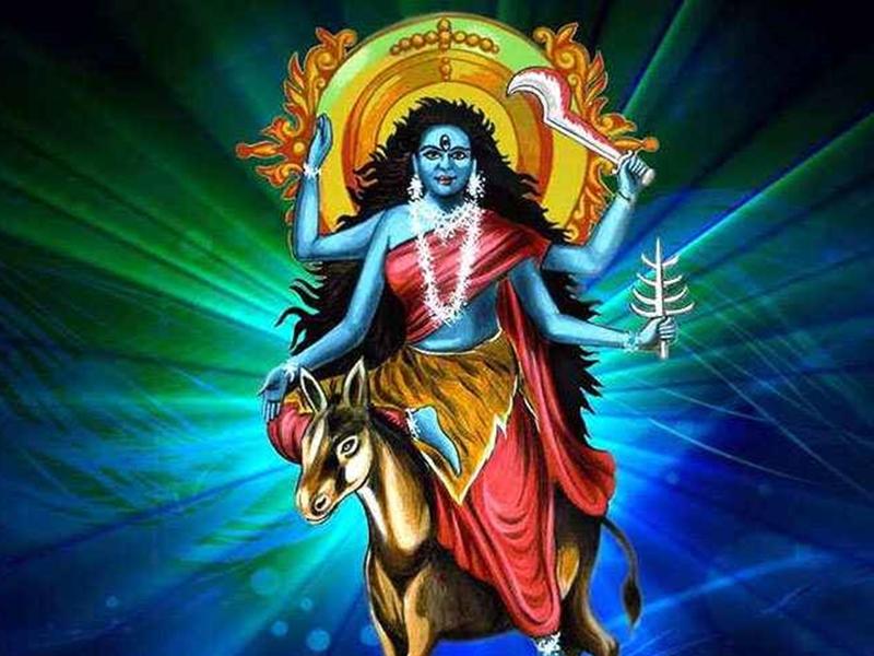 Sharad Navratri 2020 Day 7 Maa Kalaratri Live Aarti: नवरात्र के सातवें दिन मृत्यु की देवी मां काली की पूजा, जानिए पूजन विधि और मंत्र