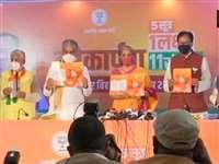 Bihar Election 2020: निर्मला सीतारमण ने जारी किया BJP का घोषणा पत्र, जानें खास बातें