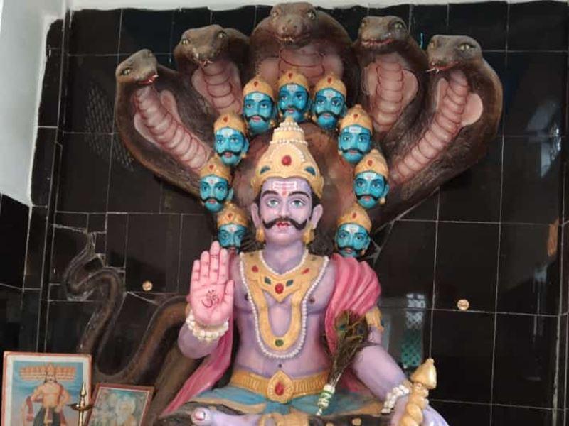 Dussehra 2020: इंदौर में है लंकापति रावण का मंदिर, 25 अक्टूबर को दशहरे पर होगा पूजन