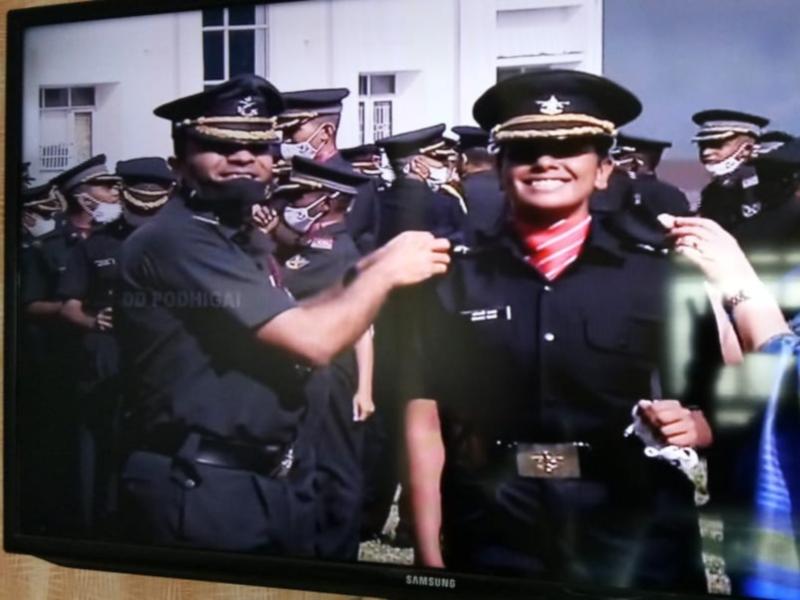 Bhopal news : संत हिरदाराम नगर की अंजलि बनी सेना में लेफ्टिनेंट