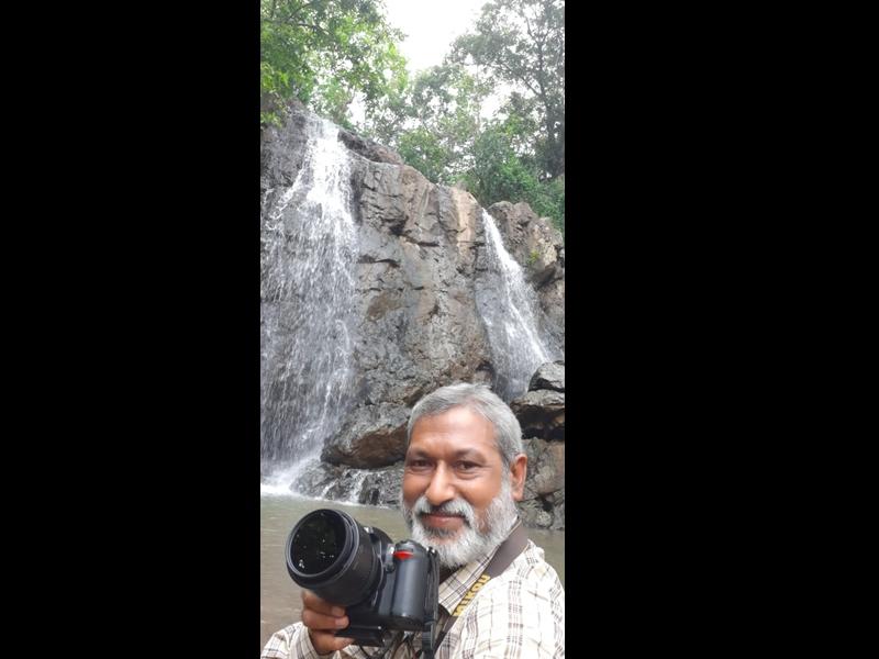 Raipur News: इस्पात बनाने वाले भिलाई के कर्मचारी ने प्रकृति की झलक को कैद किया कैमरे में